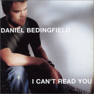 Daniel Bedingfield — I Can't Read You (studio acapella)