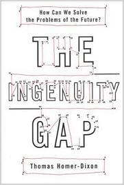 <i>The Ingenuity Gap</i> book by Thomas Homer-Dixon