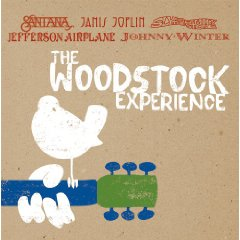 <i>The Woodstock Experience</i> 2009 live album by Santana, Janis Joplin, Sly and the Family Stone, Jefferson Airplane, Johnny Winter