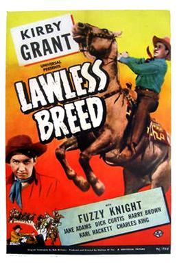 Lawless Breed Wikipedia