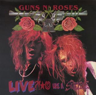 <i>Live ?!*@ Like a Suicide</i> 1986 EP by Guns N Roses
