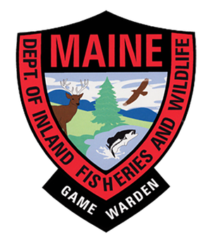 The Story of the Maine Game Warden Service Life and Death in the North Woods