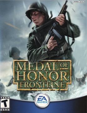 Picture of a game: Medal Of Honor: Frontline