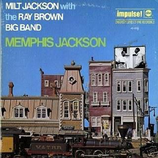 Milt Jackson Vibrations
