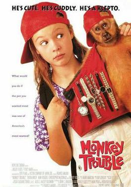 Monkey Trouble full movie watch online free (1994)