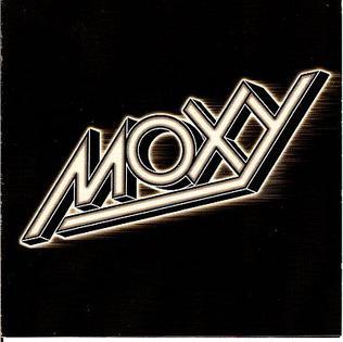 <i>Moxy</i> (album) 1975 studio album by Moxy