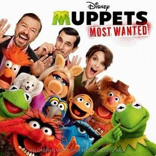 <i>Muppets Most Wanted</i> (soundtrack) 2014 soundtrack album
