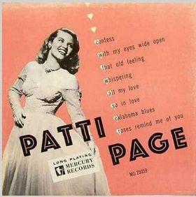 Patti Page Album Wikipedia