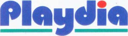 "PLAYDIA: ""La consola del manga por antonomasia"" Playdia-logo"