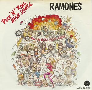 Rock n Roll High School (song) 1979 single by the Ramones
