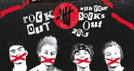 Rock Out with Your Socks Out Tour - Wikipedia
