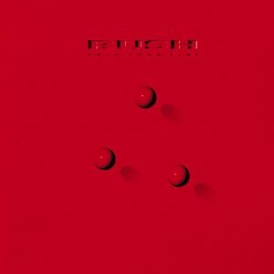 <i>Hold Your Fire</i> 1987 studio album by Rush