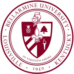 Bellarmine University a private, liberal arts, Division 1 University affiliated with the Catholic church
