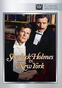 <i>Sherlock Holmes in New York</i> 1976 film by Boris Sagal