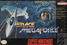 Super Aleste/Space Megaforce