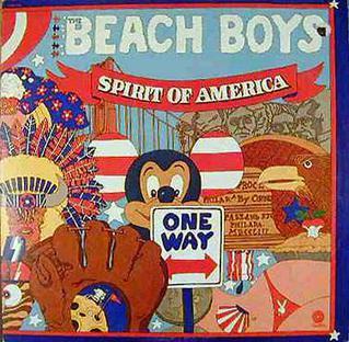 Spirit of America artwork