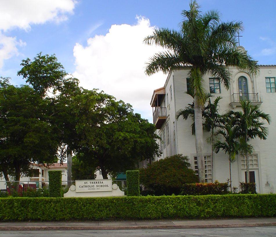 St. Theresa School - Wikipedia