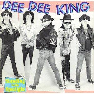 <i>Standing in the Spotlight</i> 1989 studio album by Dee Dee King