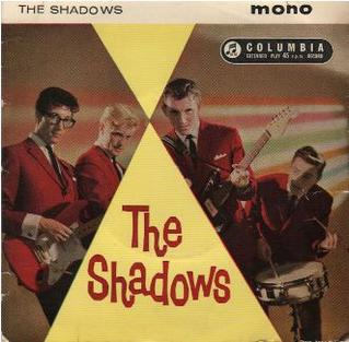 <i>The Shadows</i> (EP) 1961 EP by The Shadows