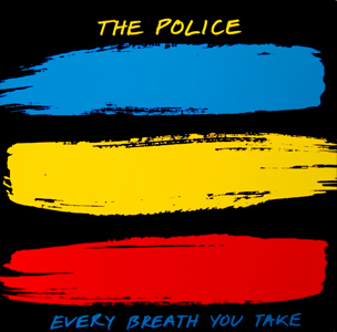 Every Breath You Take 1983 single by The Police