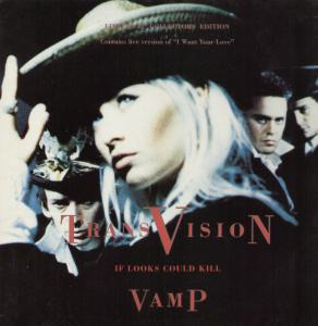 If Looks Could Kill Transvision Vamp Song Wikipedia