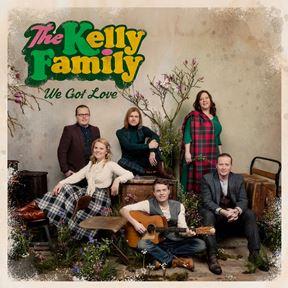 <i>We Got Love</i> (album) 2017 studio album by The Kelly Family