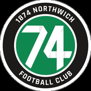 1874 Northwich F.C. Association football club in England