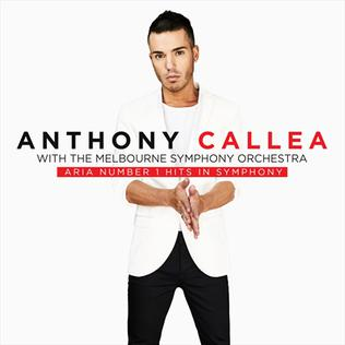 Anthony Callea Tour Dates