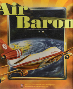 Box art for Air Baron
