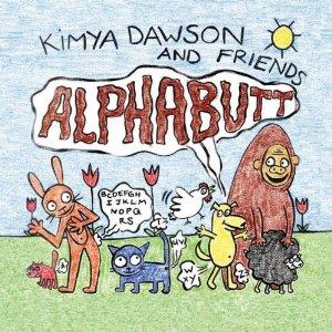 <i>Alphabutt</i> 2008 studio album by Kimya Dawson