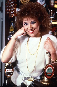 Angie Watts Fictional character from the BBC soap opera EastEnders