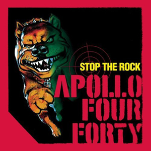 Apollo 440 — Stop the Rock (studio acapella)