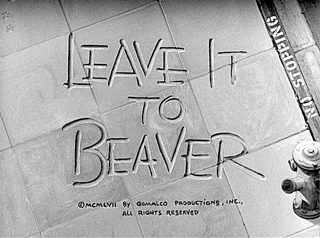 <i>Leave It to Beaver</i> American sitcom from the 1950s and 60s