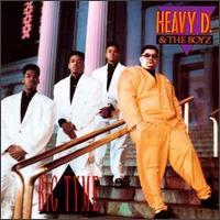 <i>Big Tyme</i> 1989 studio album by Heavy D & the Boyz