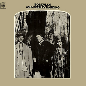 <i>John Wesley Harding</i> (album) 1967 studio album by Bob Dylan
