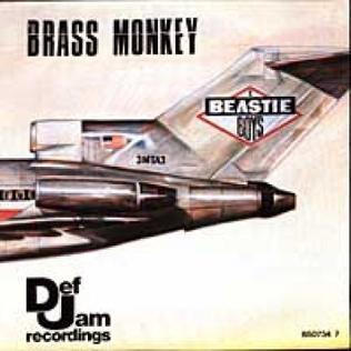 Brass Monkey (song) single by Beastie Boys