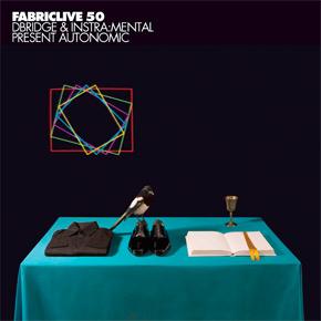 <i>FabricLive.50</i> 2010 compilation album by dBridge