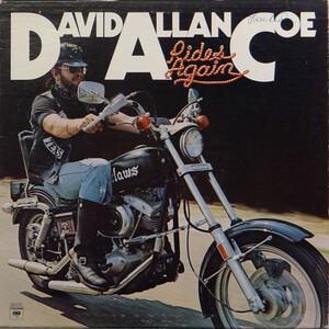 <i>Rides Again</i> (David Allan Coe album) 1977 studio album by David Allan Coe