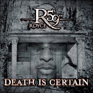<i>Death Is Certain</i> album