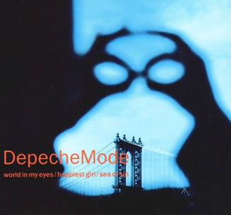 Depeche Mode - World in My Eyes (studio acapella)