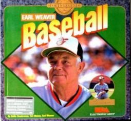 <i>Earl Weaver Baseball</i> 1987 video game