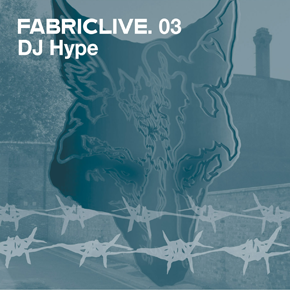 <i>FabricLive.03</i> 2002 compilation album by DJ Hype