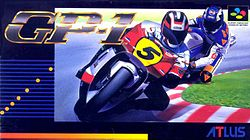 <i>GP-1</i> 1993 motorcycle racing video game