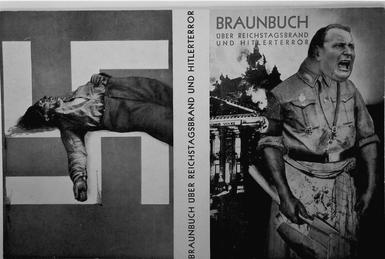 The Reichstag Fire >> The Brown Book of the Reichstag Fire and Hitler Terror - Wikipedia