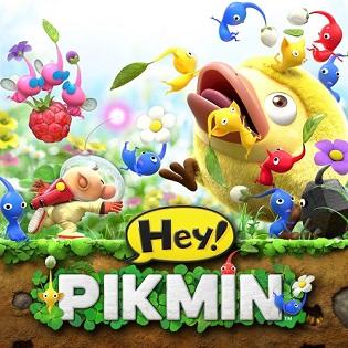Hey Pikmin Wikipedia