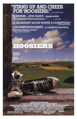 File:HOOSIERS movie poster copyright fairuse.jpg - Wikipedia, the ...