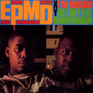 Cover image of song Im Housin by EPMD