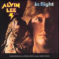 <i>In Flight</i> (Alvin Lee album) 1974 live album by Alvin Lee