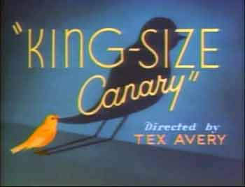 King Size Canary Wikipedia
