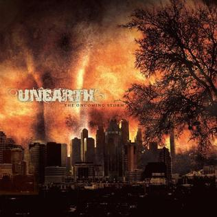 <i>The Oncoming Storm</i> 2004 studio album by Unearth
